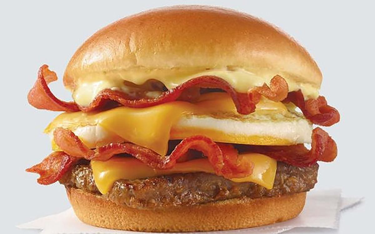 Baconator Comes to Breakfast Just as Pork World Heads for Crisis