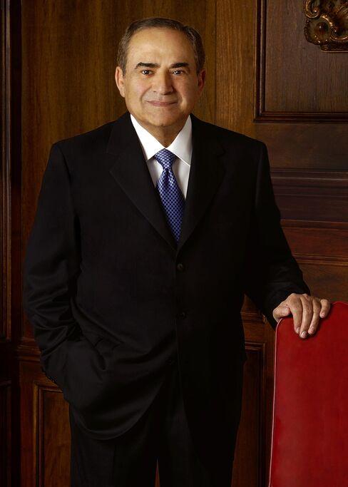Occidental Chairman Ray Irani