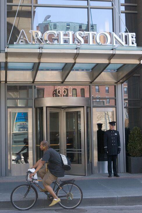 Lehman's Bust-to-Boom Archstone Returning at Peak