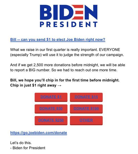 Democrats' Favorite Fundraising Tool Hauls in Record Donations