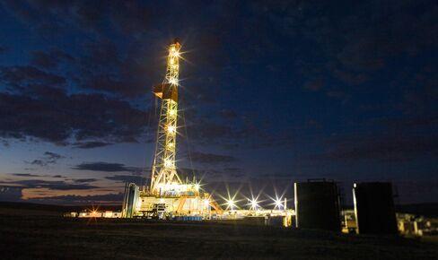 U.S. Oil Rigs Hit Record