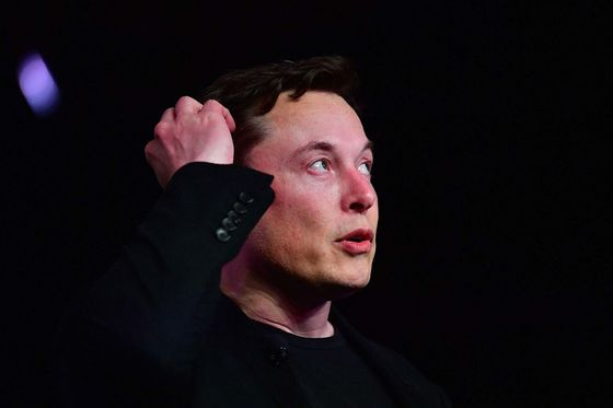 Elon Musk Loses $5.9 Billion as Tesla Succumbs to the Laws of Gravity