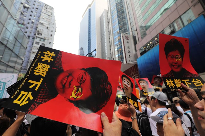 Thousands to Protest Hong Kong Law Easing Extraditions to China