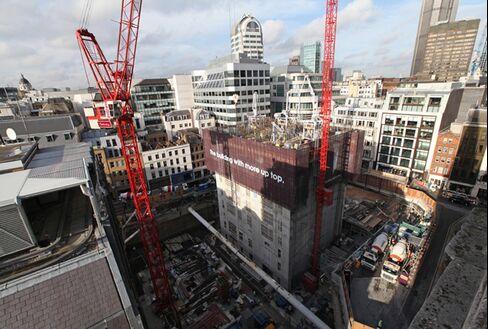 Skyscraper Builders Caught Betting on City of London
