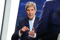 U.S. Climate Envoy John Kerry Interview