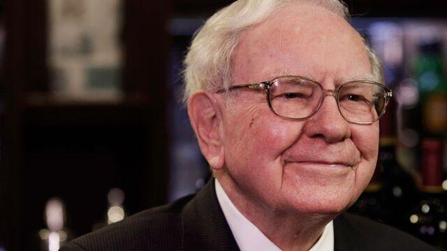 Buffett's Empty Calendar Offers Billionaire Path to Bigger Ideas