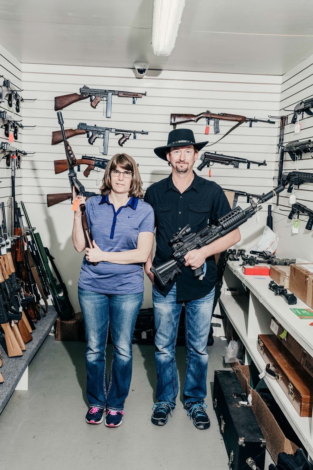 How One Man Got Rich Buying and Selling Machine Guns in