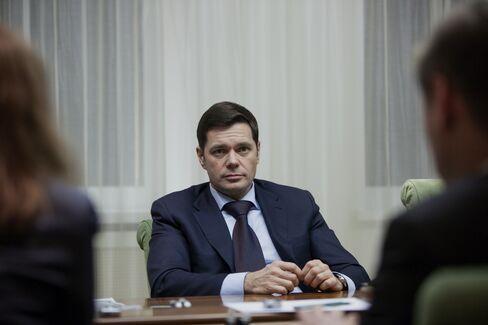 Russian Billionaire Alexey Mordashov