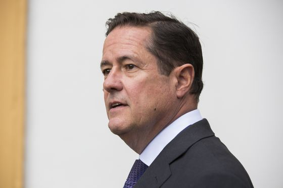 BarclaysCEO Jes Staley Says Brexit Will Benefit of City of London