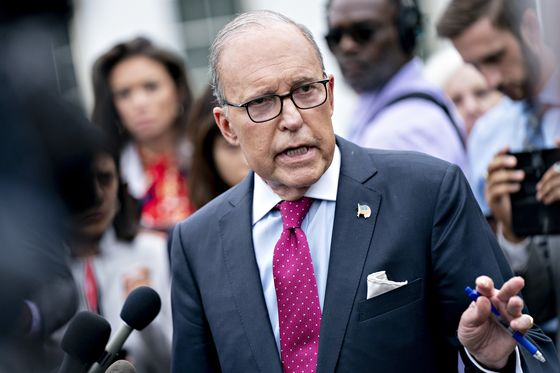 Kudlow Sees Long Road to Resolution in U.S.-China Trade Dispute