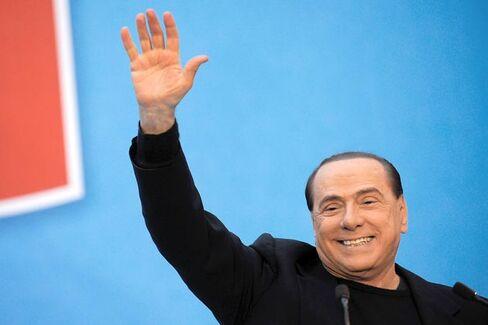 Even Political Expulsion Can't Take Berlusconi out of Politics