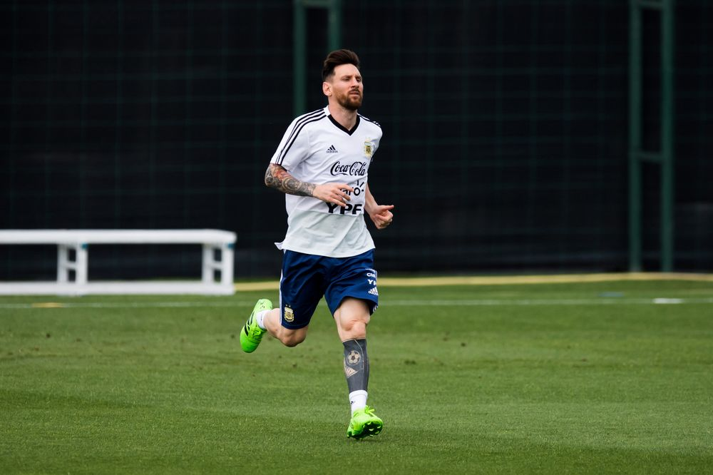 a01e40d4f Israel in Uproar Over Argentina Pre-World Cup Friendly Snub - Bloomberg