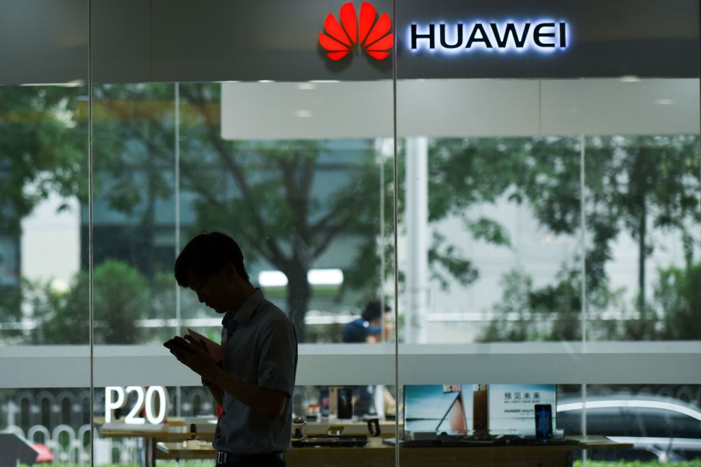 Huawei Bust Signals The Real U S Trade War With China Bloomberg