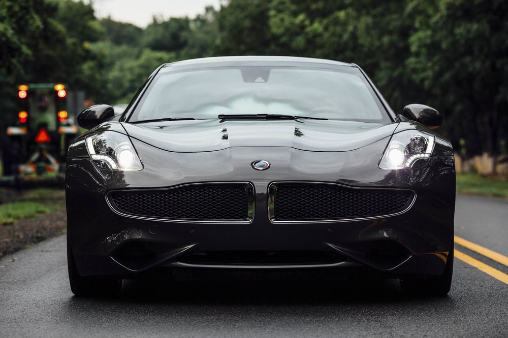 Karma Revero Review: This Is a Very Bad Car and Here Is Why - Bloomberg