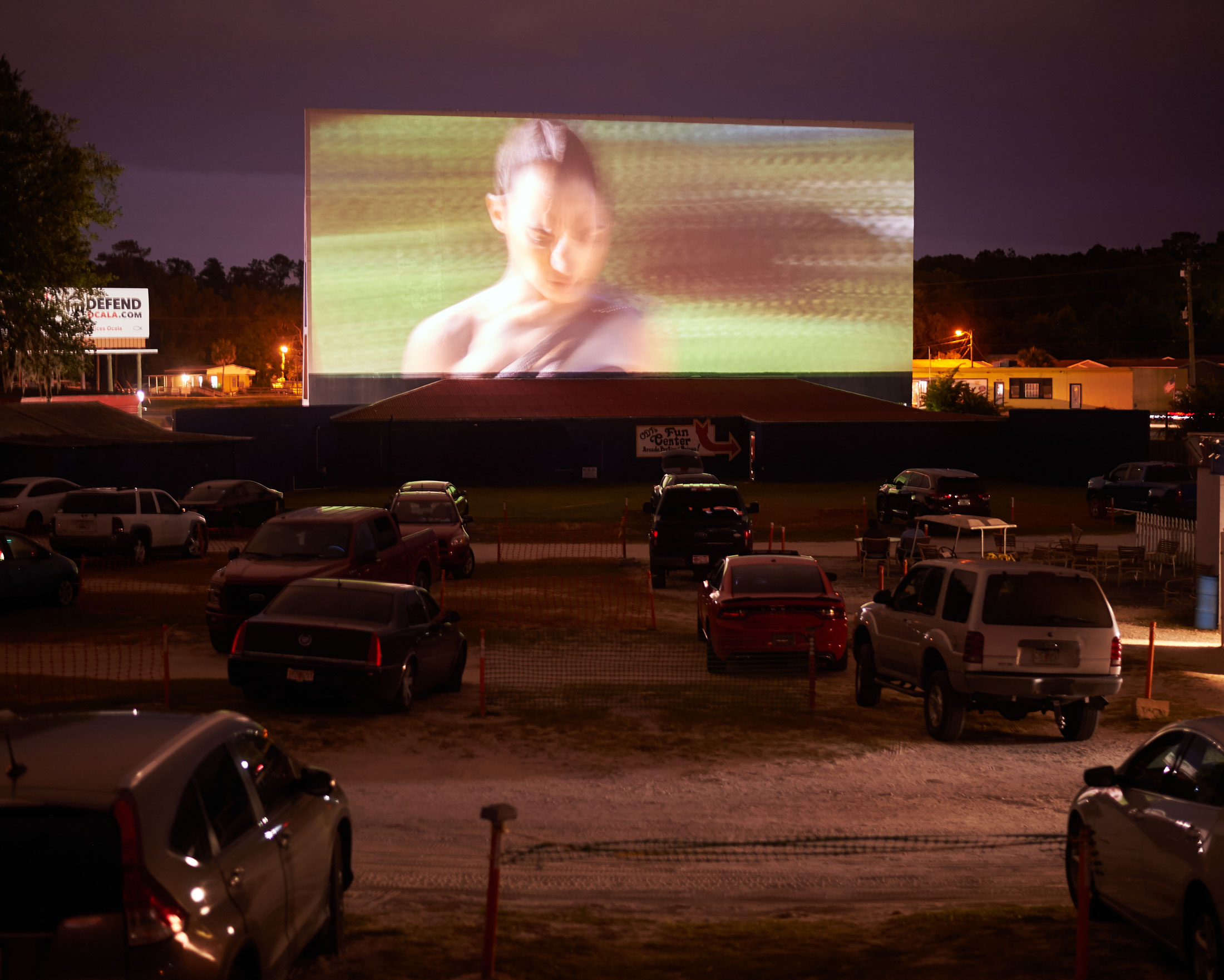Drive In Movie Theaters Get Boost From Coronavirus Lockdown Bloomberg