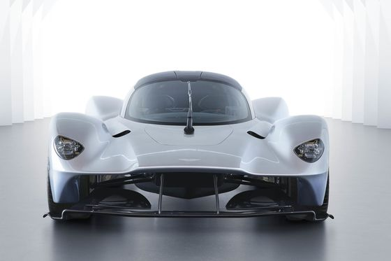 Aston Martin Is Delivering Something Rare These Days: Good News