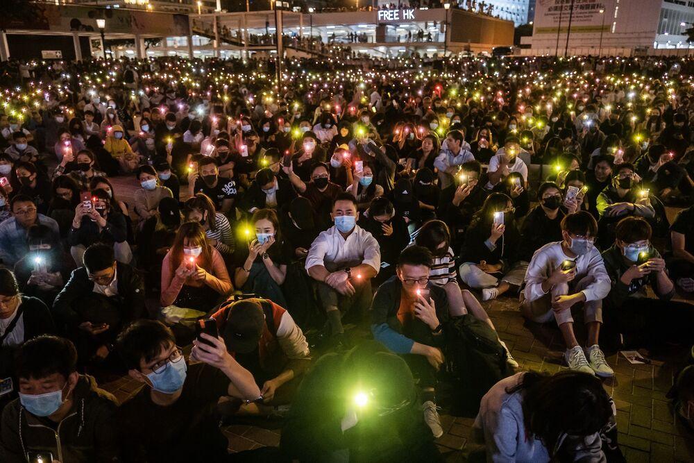 香港 人権 法案