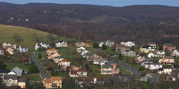 Fastest-growing city in West Virginia: Morgantown