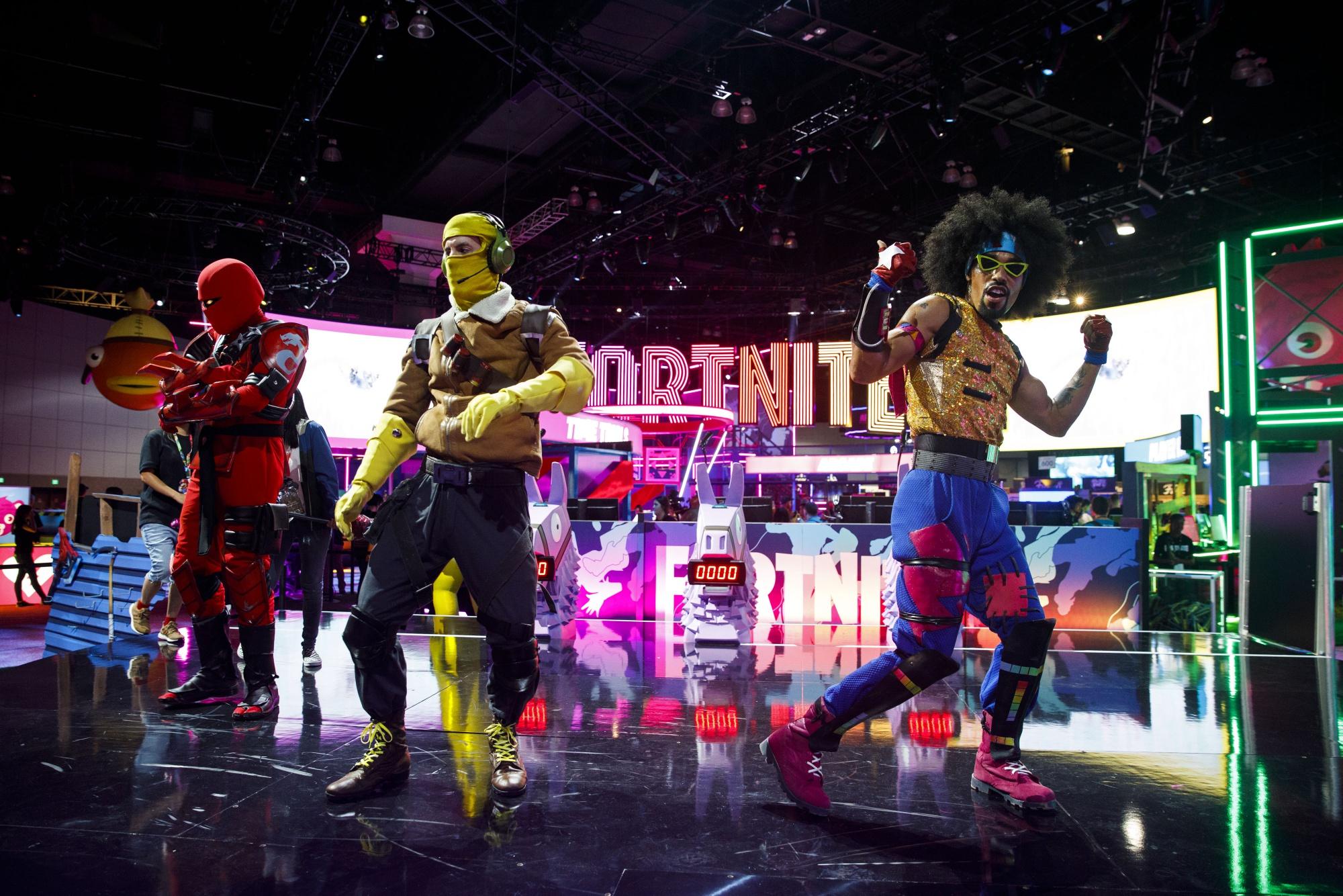 Inside The 2019 E3 Electronic Entertainment Expo
