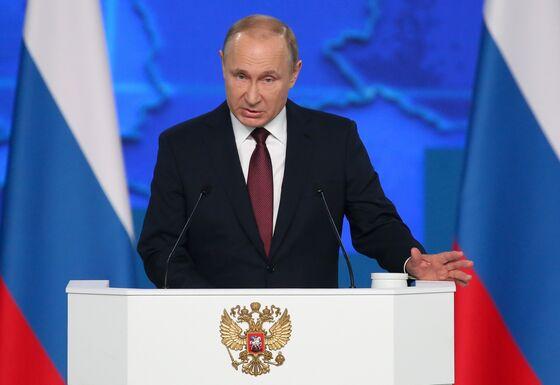 Putin Says Russia May Make Passport Offer to All Ukrainians