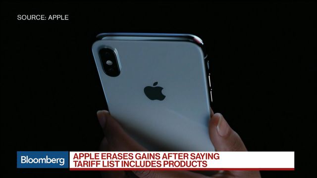 Apple Says New China Tariffs Will Boost Prices on Some Products