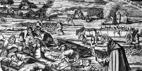 How the 'Black Death' Pandemic Reshaped Europe's Feudal Economy