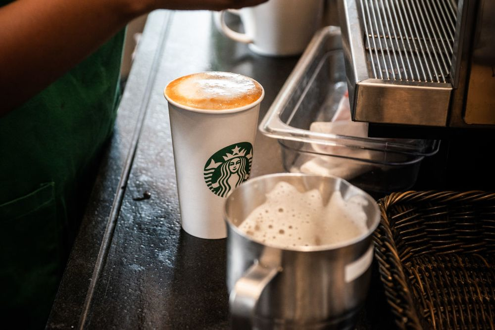 Starbucks Coffee App For Purchases With Bitcoin Aims 2020