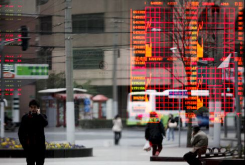 China Stocks Worst in World Losing $748 Billion on Lost Promises