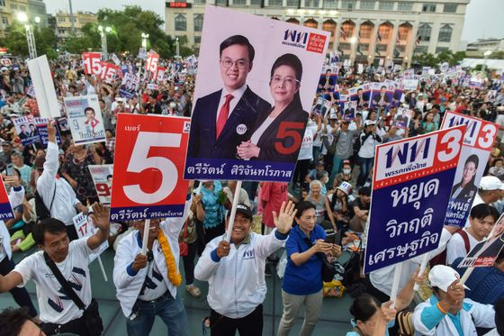Thaksin-Linked Candidates Qualify to Run for Thai Prime Minister