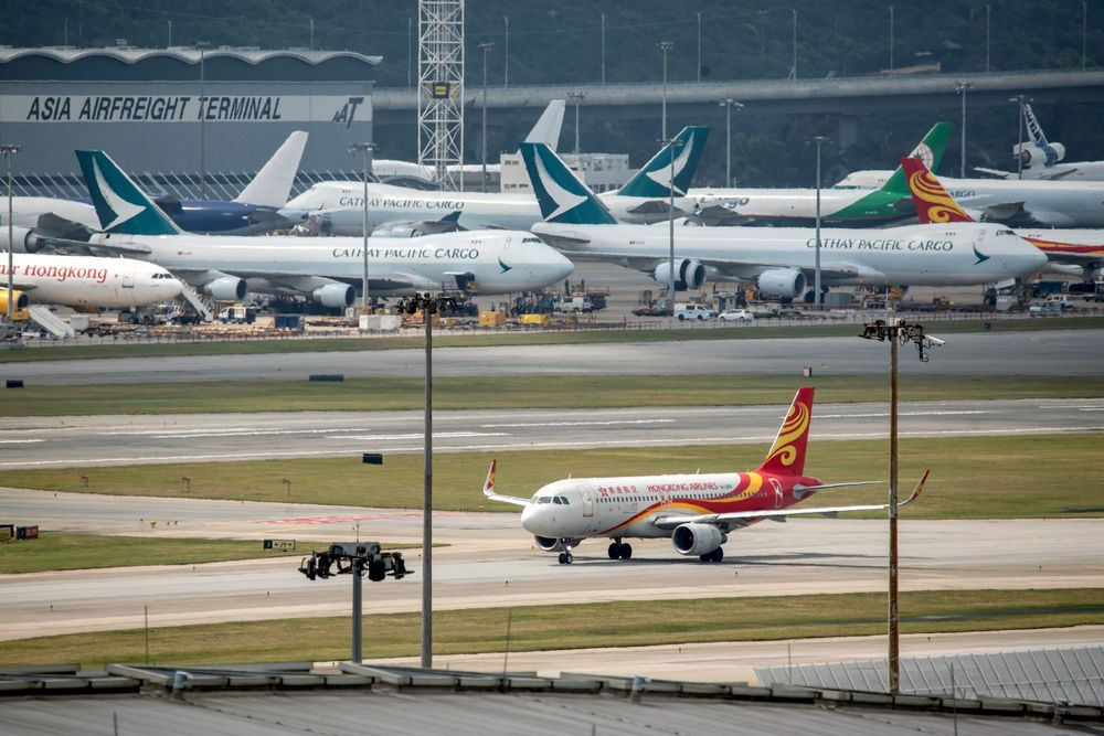 Cathay Adds Budget Carrier to Group After Buying HK Express