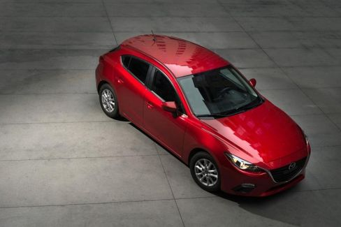 Mazda Overestimates the Value of a Great Compact Car