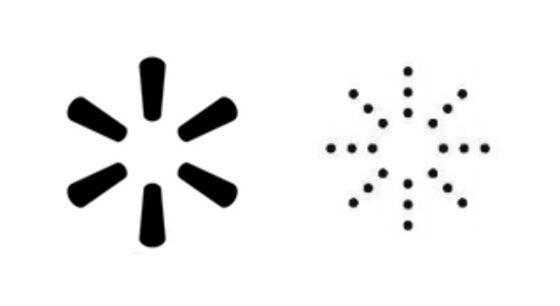 Walmart Says Kanye West's Sun-Like Logo Too Much Like Its Own