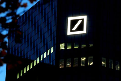 UBS Fixed-Income Capitulation Seen as Boon for Deutsche Bank