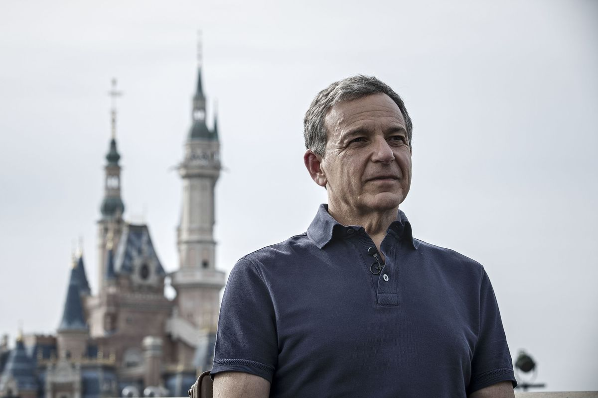 Iger's New Book May Hold Clues to Identity of Disney CEO's Successor