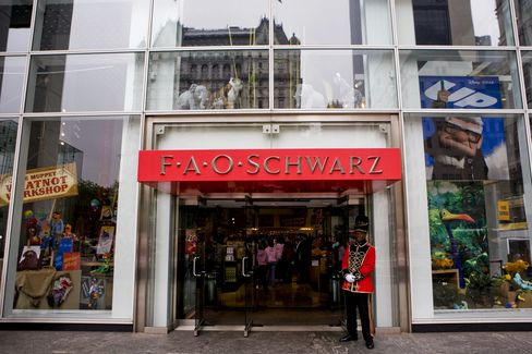 FAO Schwarz Considers Leaving Iconic Store on NYC's Fifth Avenue