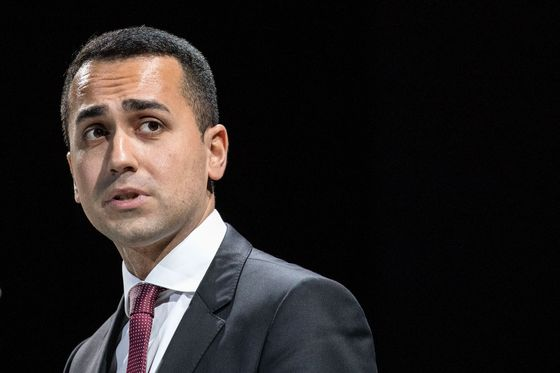 Italy's Five Star Movement Says It May Block 2019 Budget