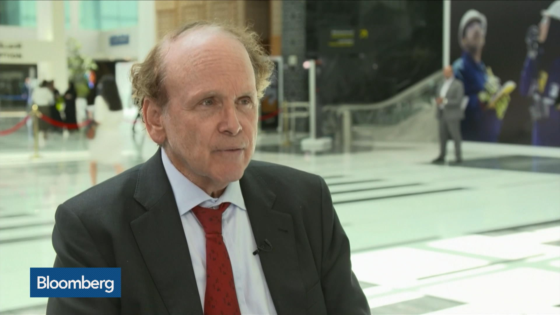 Oil Market: Demand Points to Slower Growth, Not a Recession, IHS's Yergin Says