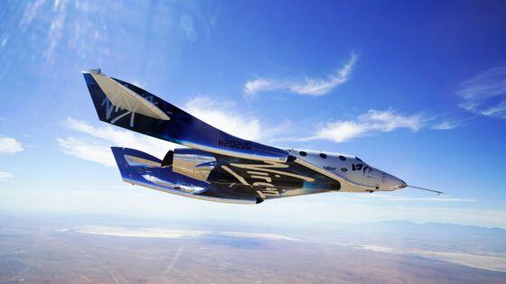 Virgin Galactic Surges on Plan for Key Rocket Test Flight May 22