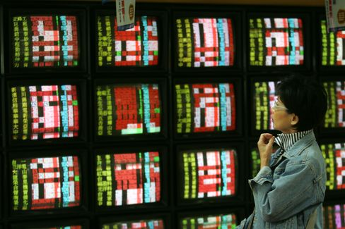 'Outstanding' Taiwan Poised for Stock Gains