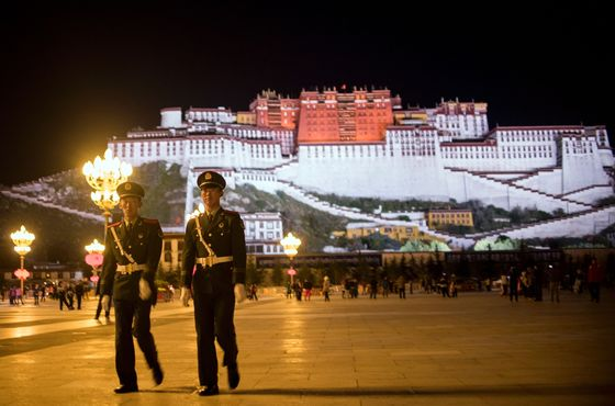 Rare Tibet Trip Shows China Only Wants a Dalai Lama It Can Control
