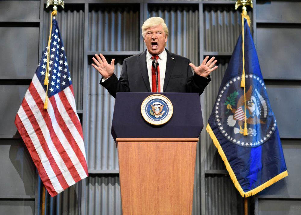 Why Trump Is Stuck With 'Saturday Night Live'