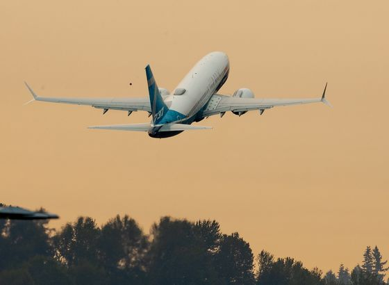 Boeing's Largest 737 Max Jet Poised to Take First Flight Friday