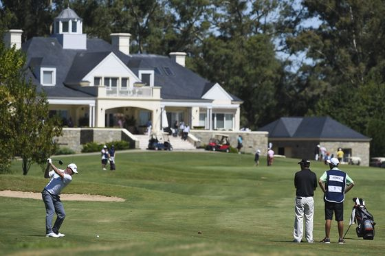 A PGA Golf Course Is Stuck Between Creditors and the Argentine Crisis
