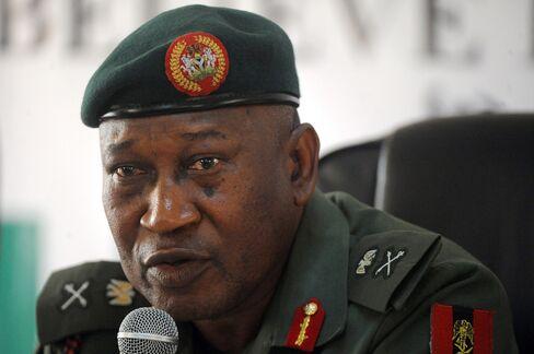 Major-General Olukolade
