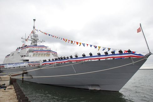 Lockheed's Littoral Ship Had 640 Failures in Trials, Group Says