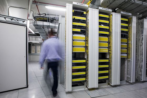 A No-Deal Brexit Would Throw Billions of Data Transfers Into Legal Limbo