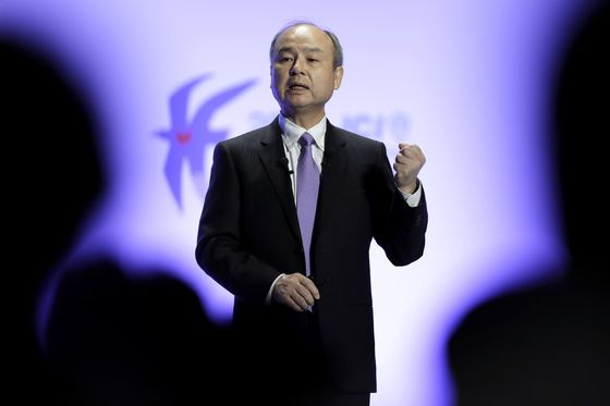SoftBank's Son May Stay on as Chairman Past Age of 69