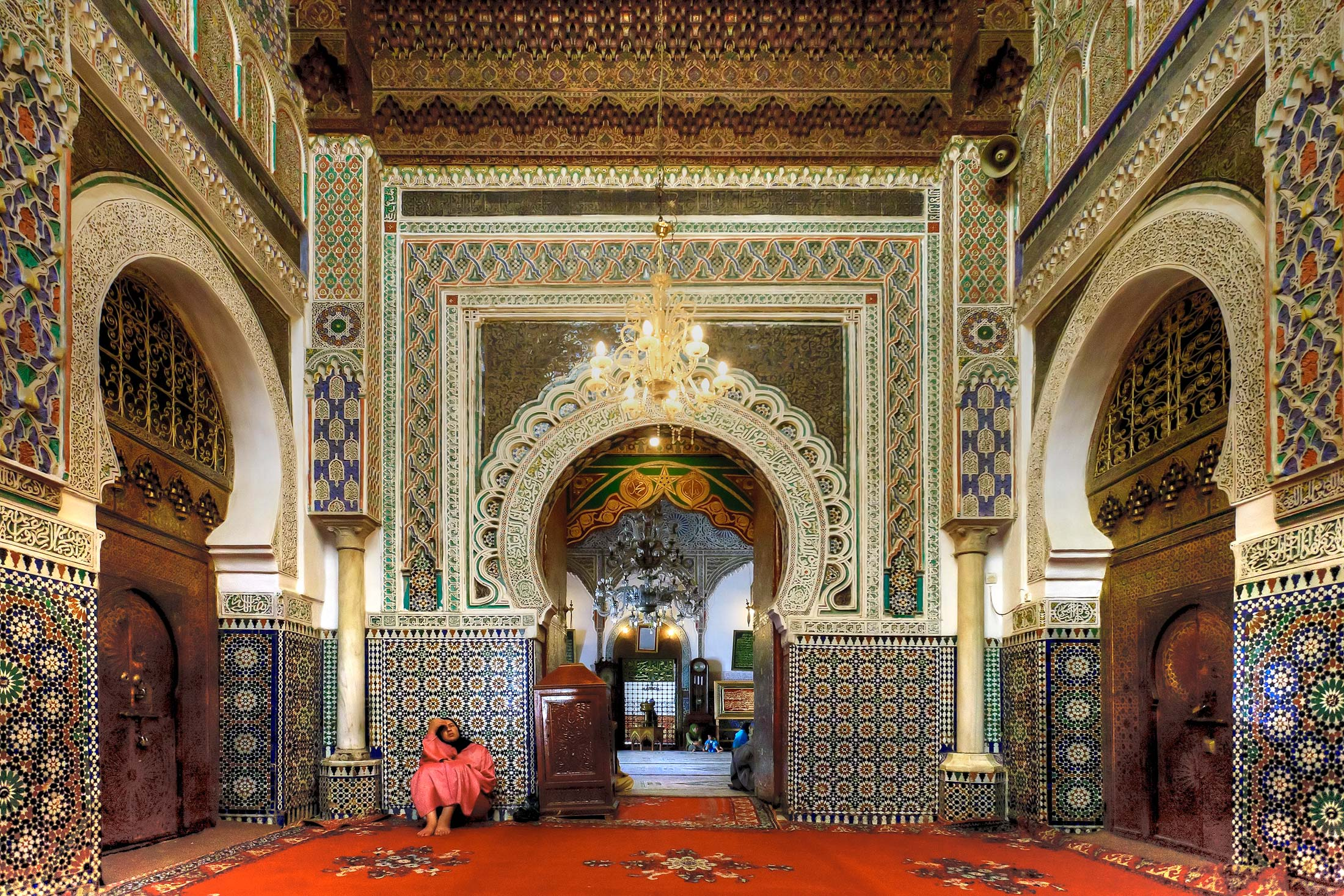 why you need to visit fez morocco in 20 photos travel. Black Bedroom Furniture Sets. Home Design Ideas