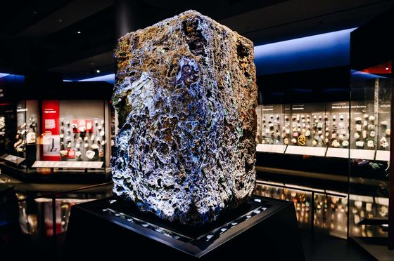 Step Inside the Natural History Museum's Renovated Hall of Gems