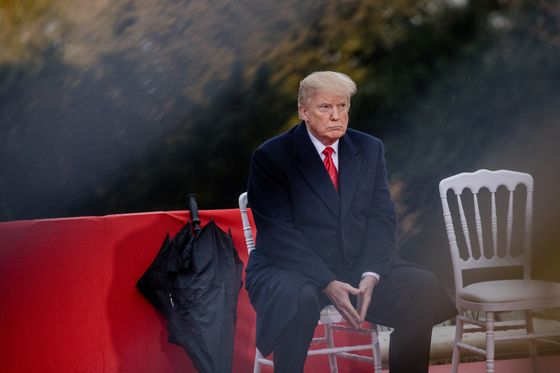 Trump Leaves World War Commemorations Isolated Among Allies